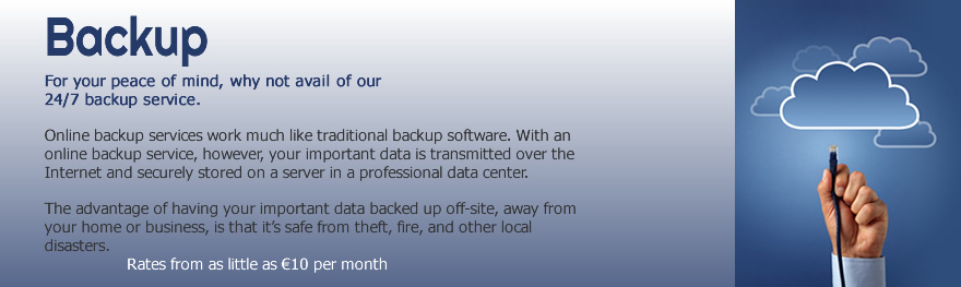 ACS Cloud Backup